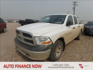 2012 Ram 1500 4WD Crew Cab CHEAP PAYMENTS LENDERS ON SITE