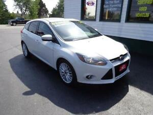 2013 Ford Focus Titanium for only $145 bi-weekly all in!