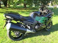 Kawasaki ZZR1400 FDFA ABS SPORTS TOURING MOTORCYCLE