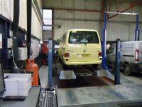 GARAGE AND MOT CENTRE BUSINESS REF 143697