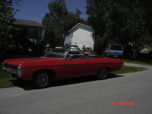 1969 Chevy Convertible - Reduced price