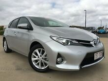 2013 Toyota Corolla ZRE182R Ascent Sport Silver 6 Speed Manual Hatchback Garbutt Townsville City Preview