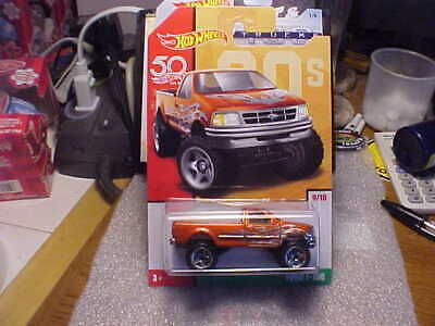 Hot Wheels Target Throwback 90's 1997 Ford F-150