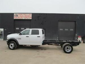2014 Dodge Ram 5500 Cab & Chassis Diesel 197WB  84 INCH CA