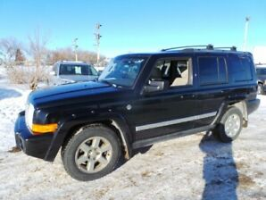 2006 Jeep Commander Limited For Sale Edmonton