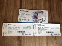 QUEEN'S TENNIS CHAMPIONSHIP - 2 Tickets, Centre Court, Friday 23 June