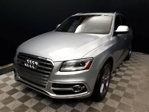 2017 Audi SQ5 TECHNIK - Two Sets of Rims and Tires