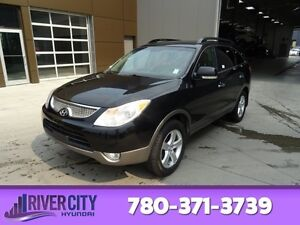 2011 Hyundai Veracruz AWD LIMITED Leather,  Heated Seats,  Sunro