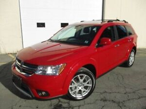 2018 Dodge Journey GT AWD V6 7-PASS WITH DVD (JUST $27777! ORIGI