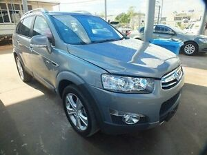 2012 Holden Captiva CG Series II 7 LX (4x4) Grey 6 Speed Automatic Wagon Bohle Townsville City Preview