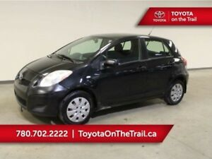 2010 Toyota Yaris LE HATCHBACK; AUTOMATIC, GREAT ON GAS