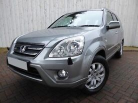 Honda CR-V 2.0 I-VTEC Executive ....Honda Reliability, with Superb Executive Specification