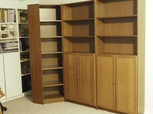 HUGE SAVINGS - COMPARE - THREE Sectional Bookcase Peterborough Peterborough Area image 1