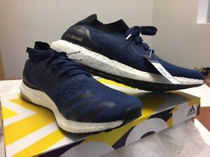 Adidas UltraBOOST Men's 8.5 Navy Blue