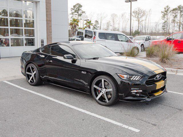 Imagen 1 de Ford Mustang  black