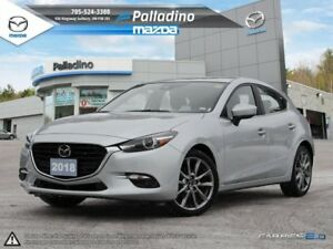 2018 Mazda Mazda3 Sport GT - BIG SAVINGS OFF NEW MSRP