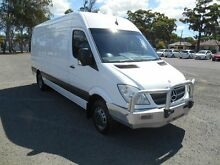 2011 Mercedes-Benz Sprinter 906 MY10 516 CDI LWB White 6 Speed Manual Van Condell Park Bankstown Area Preview