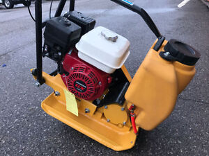 """Brand New Honda Plate Compactors/Plate Tampers 14""""18""""22"""""""