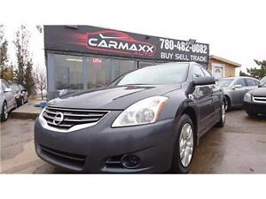 2012 Nissan Altima 2.5 S AUTOMATIC  NO ACCIDENTS!!