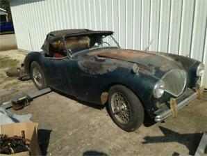 1955 Austin Healey 100M BN1