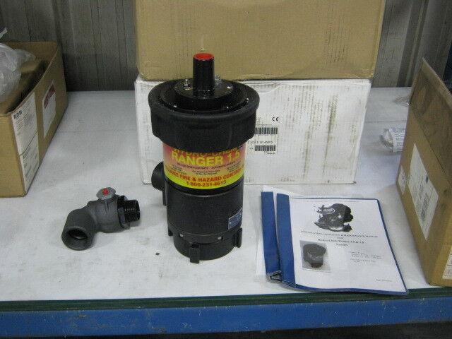 Williams Fire & Hazard Hydro-Chem Ranger 1.5 Automatic Nozzle