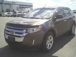 2011 Ford Edge SEL CLEAN! accident free safety etest