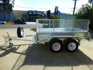 **Limited Stock**Gal Tandem 8x5 Braked Box Trailer $2199!!!