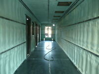 Commercial Spray foam Insulation call today