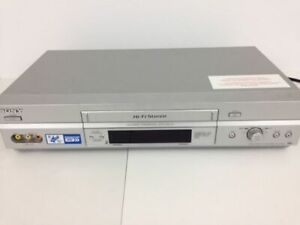 Sony and Panasonic VCR Player Units for Sale
