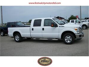 2012 Ford F-350 Crew Cab 2WD CERTIFIED