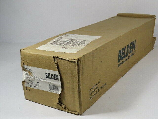 "Belden A101985 Gigabix 19"" Rack Mount  NEW"
