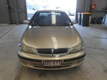2003 Nissan Pulsar N16 MY03 ST Gold 4 Speed Automatic Sedan Brendale Pine Rivers Area Preview