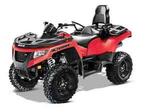2016 ARCTIC CAT ALTERRA TRV 500