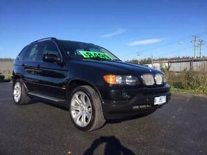 2001 BMW X5 Wagon 4.4L V8 Automatic 4WD Wagon Prospect Vale Meander Valley Preview