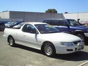 2005 Holden Commodore White Automatic Utility Embleton Bayswater Area Preview