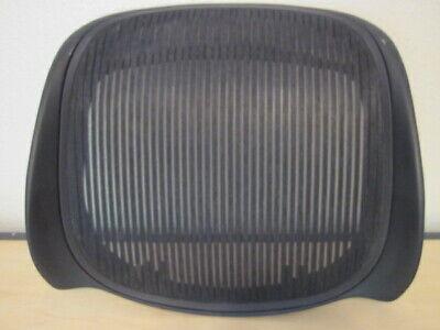 Herman Miller Aeron Chair Replacement Seat Pan Graphite Size B Medium Parts 6