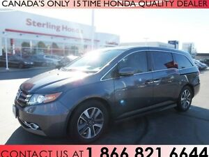 2016 Honda Odyssey TOURING | NAVIGATION | LOW KM'S | TINT!!
