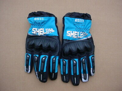 Shelby Rescue Extrication Gloves Fireman Firefighter Fire Dept  Lg