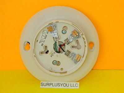 System Sensor B501bh Fire Alarm Smoke Detector Sounder Base 400 Available