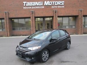 2015 Honda Fit EX-L | NAVIGATION | LEATHER | REAR VIEW CAMERA  |