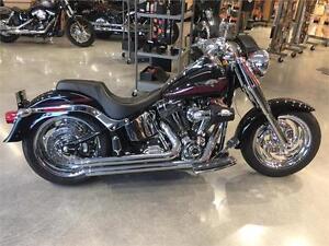 2007 Harley-Davidson Softail Fatboy FLSTF 120 R