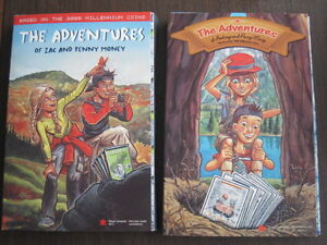 The Adventures of Penny and Zac Money – 1999 and 2000 Sets