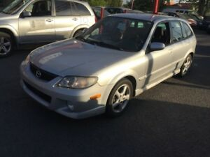 2002 Mazda Protege 5ES