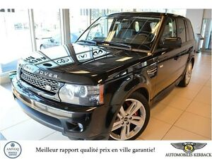 2013 Land Rover Range Rover Sport Supercharged LOGIC7 HARMAN Nav