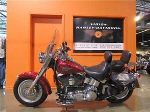 2004 FLSTFI Softail Fat Boy Usagé Harley Davidson