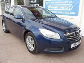 Vauxhall Insignia 2.0CDTi 16v ( 160ps ) ecoFLEX ( s/s ) 2012 Sat Nav F/S/H P/X