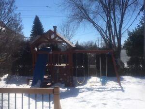 Swing Set - $400