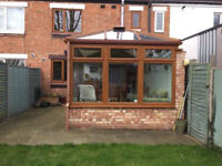 High quality conservatory PROFESSIONALLY DISMANTLED