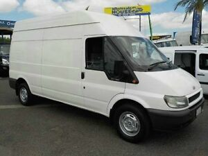2004 Ford Transit VH Mid Roof LWB White 5 Speed Manual Van Coopers Plains Brisbane South West Preview