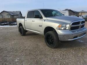 "2014 Ram 1500 SLT 3"" Lift Certified Financing and Warranty"